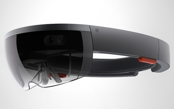 Microsoft New Hololens