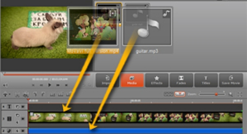 Add Audio to Any Video