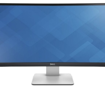 Dell Curved Monitor