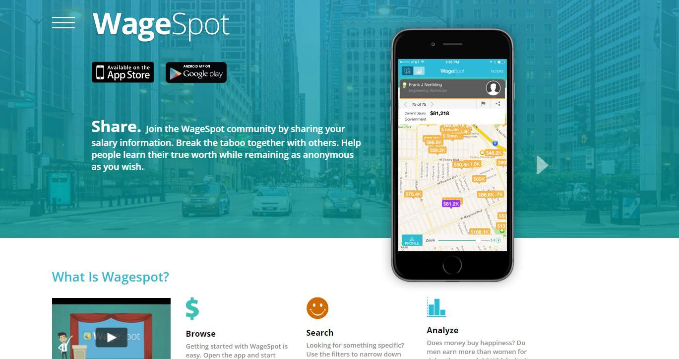 WageSpot App Review