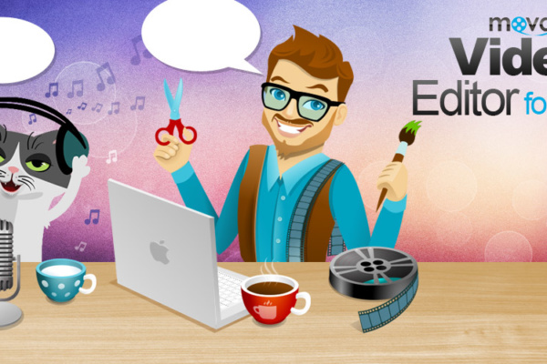 Movavi Video Editor for Mac The Easy Way to Produce Impressive Videos
