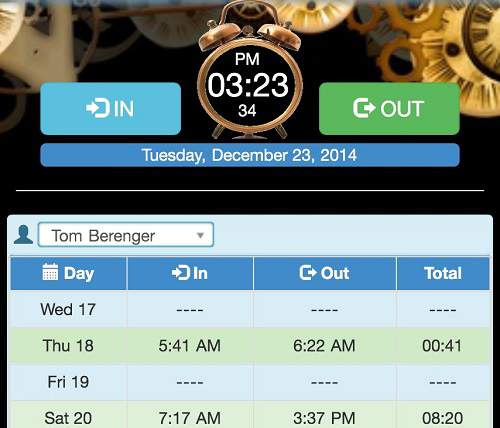 Increase The Efficiency of Your Organization With Time & Attendance Tracking