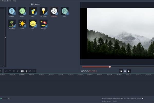 Movavi Video Editor vs. Windows Movie Maker